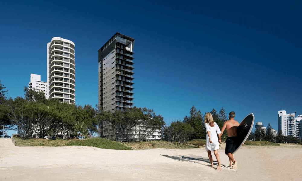 Beachfront Apartments for sale