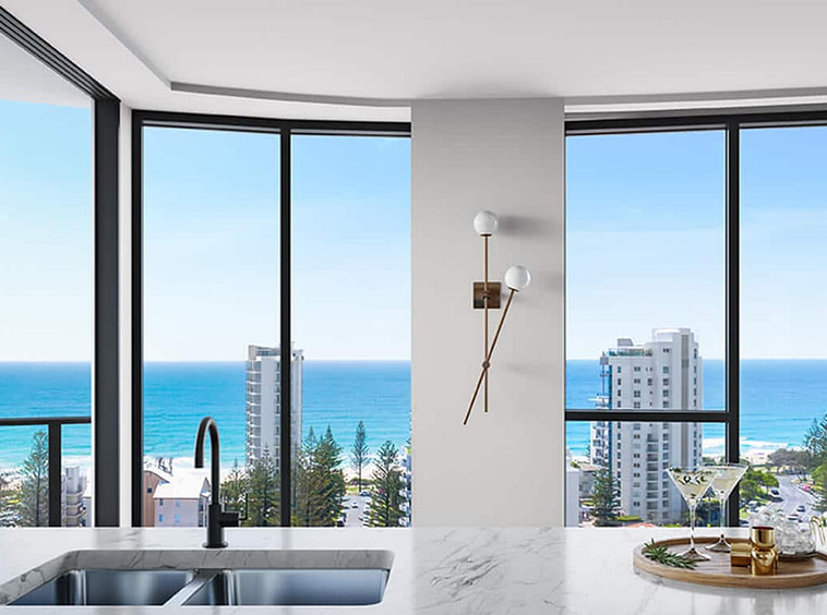 The Gallery Residences Apartments for Sale in Broadbeach