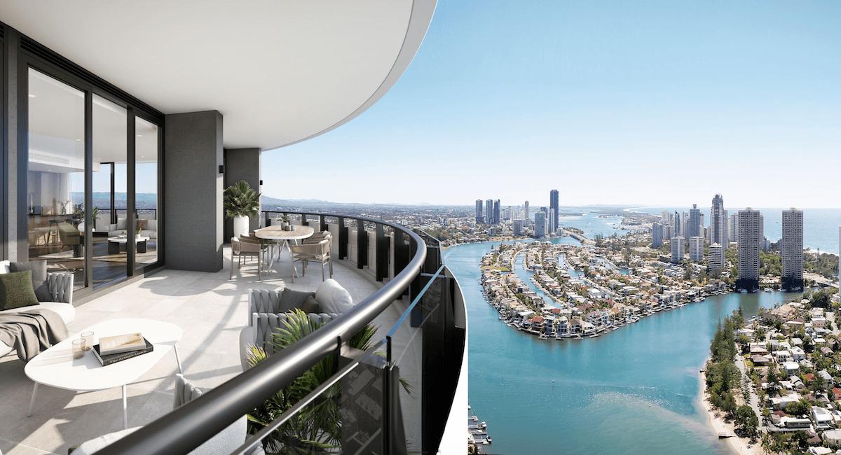 Chevron One Apartment for Sale in Chevron Island, Gold Coast